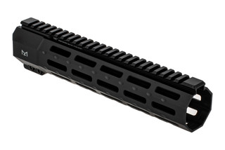 Midwest Industries Suppressor Series M-LOK handguard is 10.5 inches long