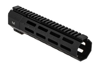 Midwest Industries Suppressor Series M-LOK handguard is 9 inches long