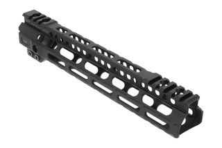 Midwest Industries Ultralight handguard 10.5 comes with Titanium hardware
