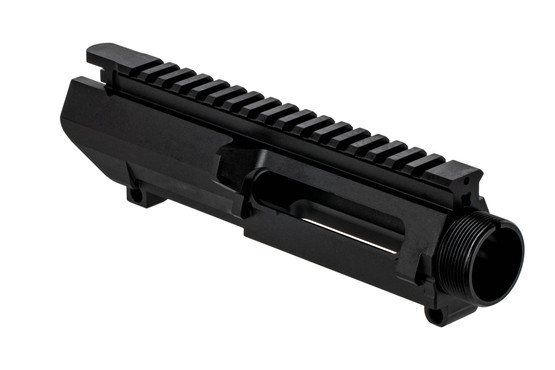 The Centurion Arms MK11 Billet Upper Receiver is CNC machined from 7075-T6 aluminum