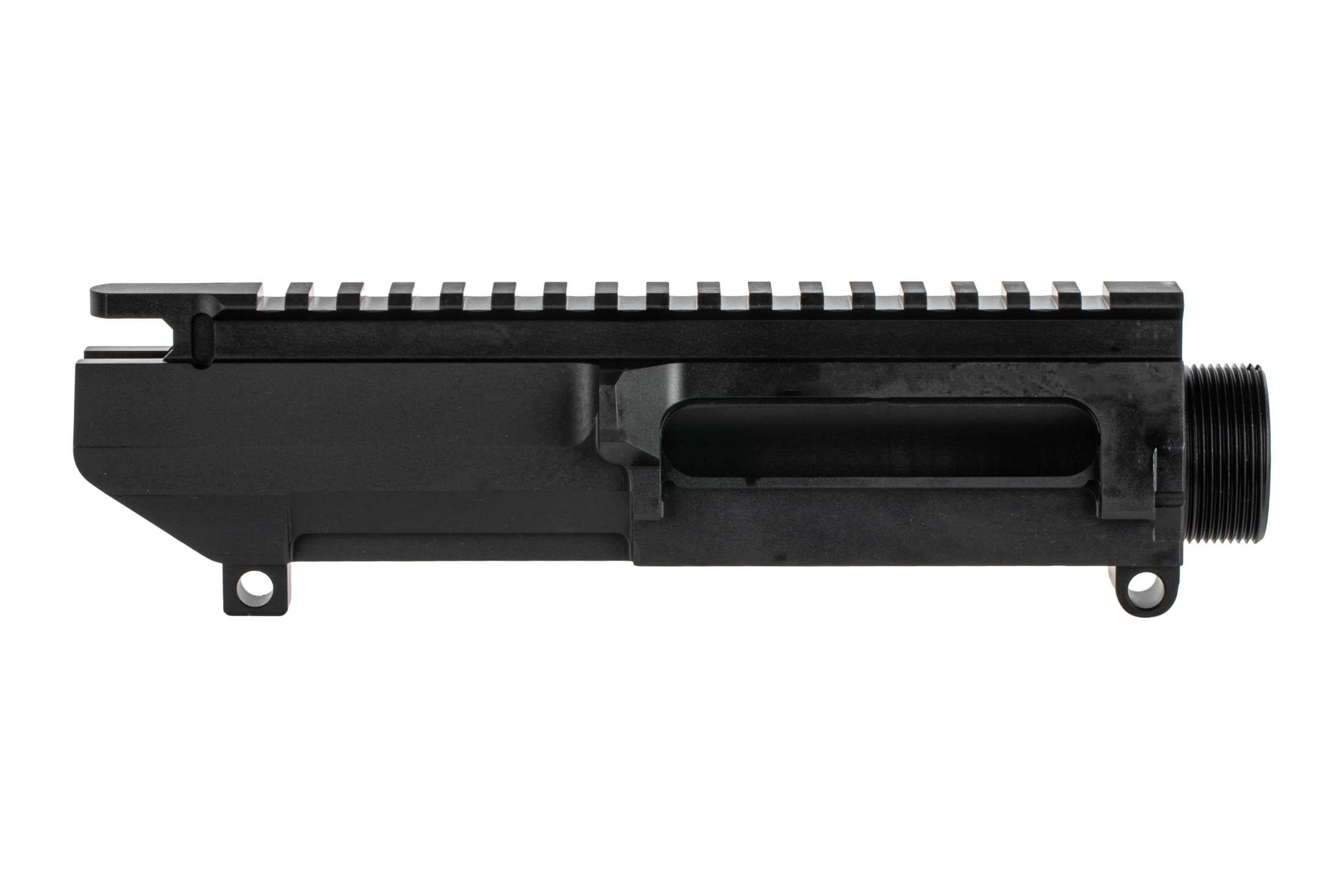 The Centurion Arms MK11 7.62 Billet Upper Receiver features a slick side design