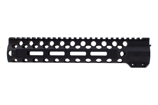 The Centurion Arms CMR free float handguard features QD sling attachment slots