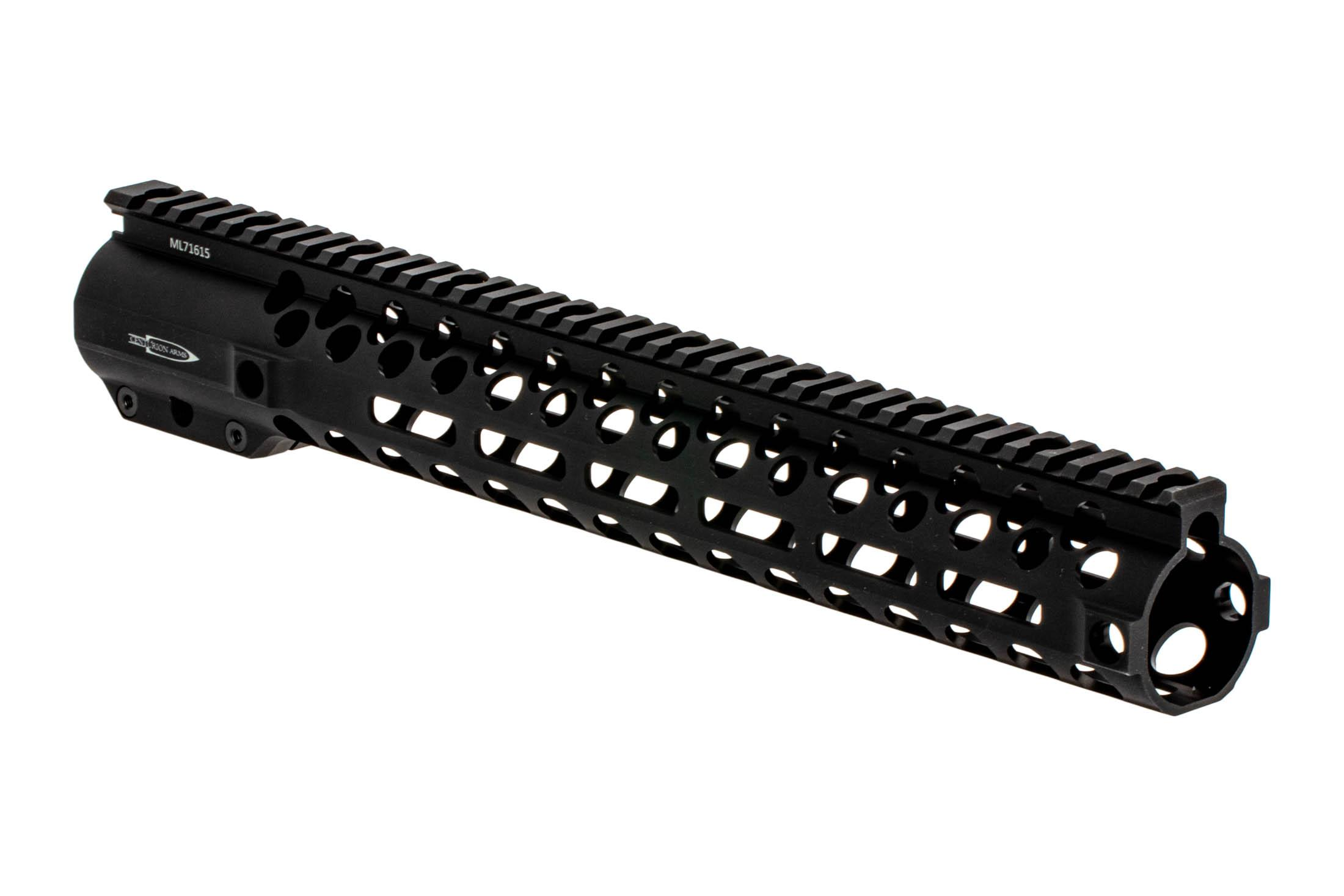 The Centurion Arms CMR AR308 Handguard 15 inch is machined from 6061-T6 aluminum