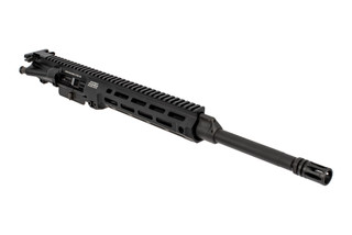 Lewis Machine and Tool MLC complete upper features an M-LOK monolithic handguard