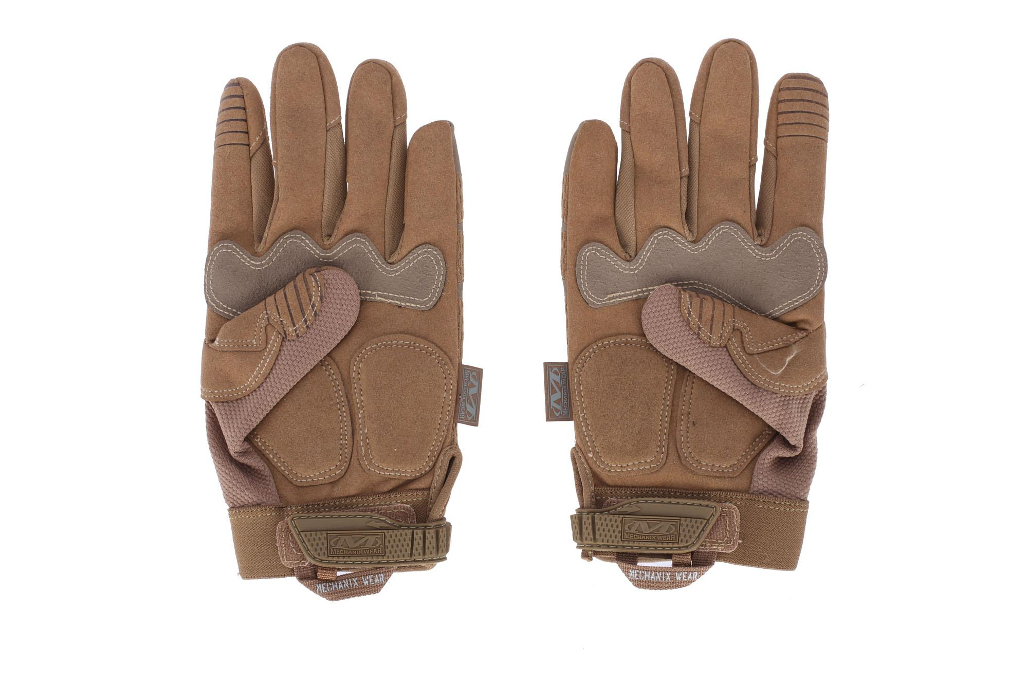 Mechanix Wear M-Pact Coyote Glove - Large