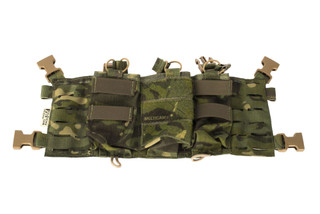 Mission Spec MagRack5 Chest Rig - MultiCam Tropic