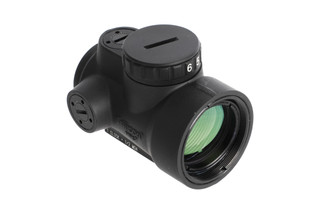 Trijicon's popular MRO with 2 MOA dot reticle and exceptional durability is now available with bright Green dot technology.