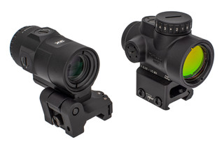 Trijicon MRO HD Red Dot comes with the 3x magnifier
