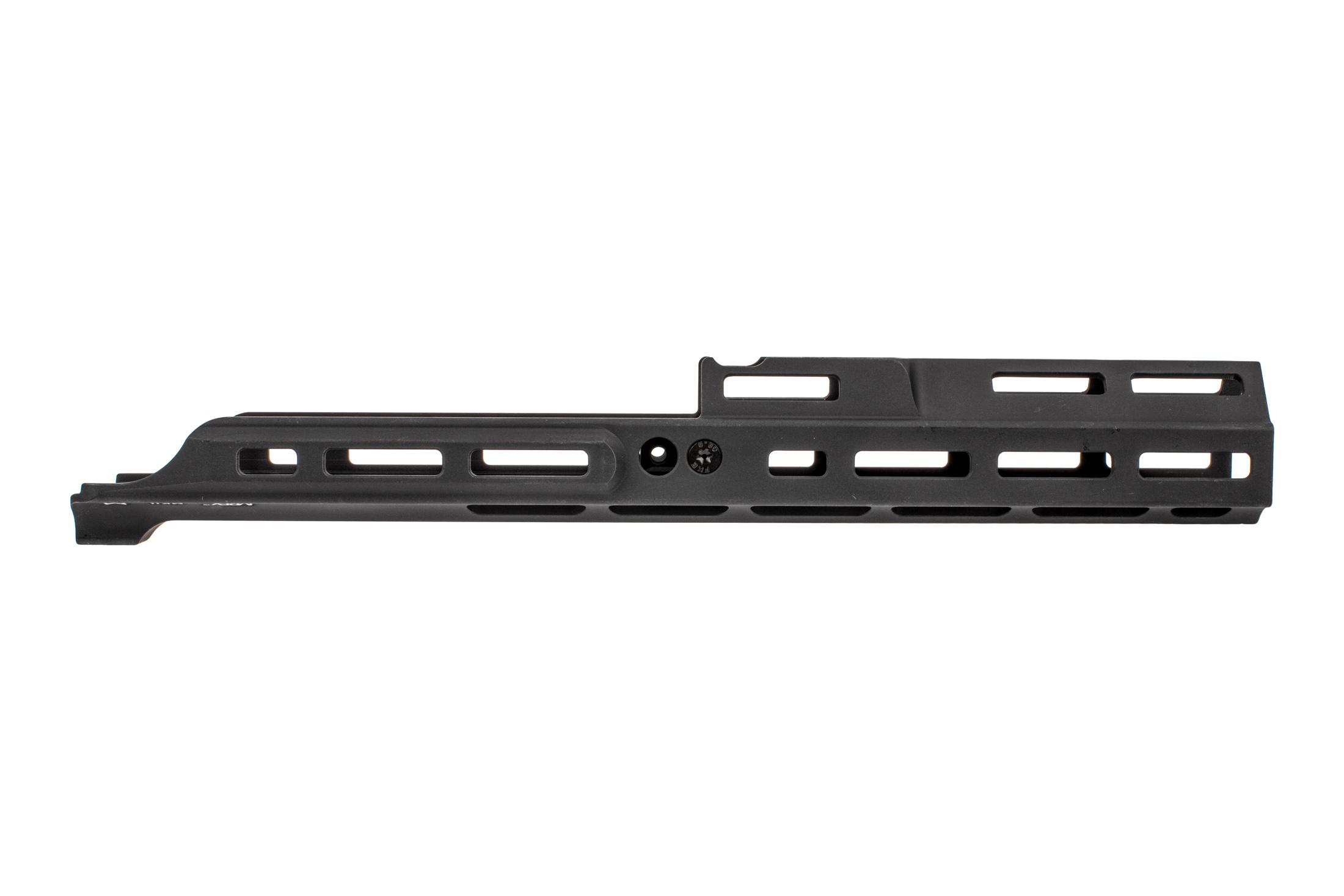 KDG 6.5 MREX MK2 receiver extension fits SCAR rifles with M-LOK slots. Black anodized finish.