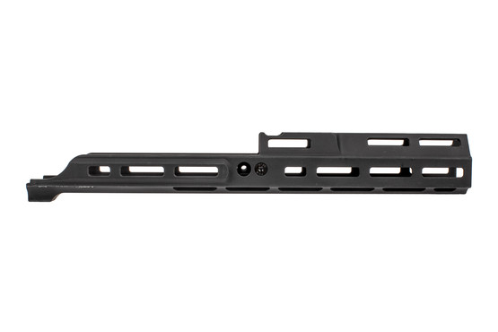 "KDG 6.5"" MREX MK2 receiver extension fits SCAR rifles with M-LOK slots. Black anodized finish."