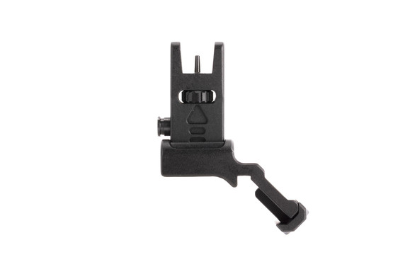 Leapers UTG 45-degree offset ACCU-SYNC front sight easily adjust elevation with a thumb wheel for fast zeroing
