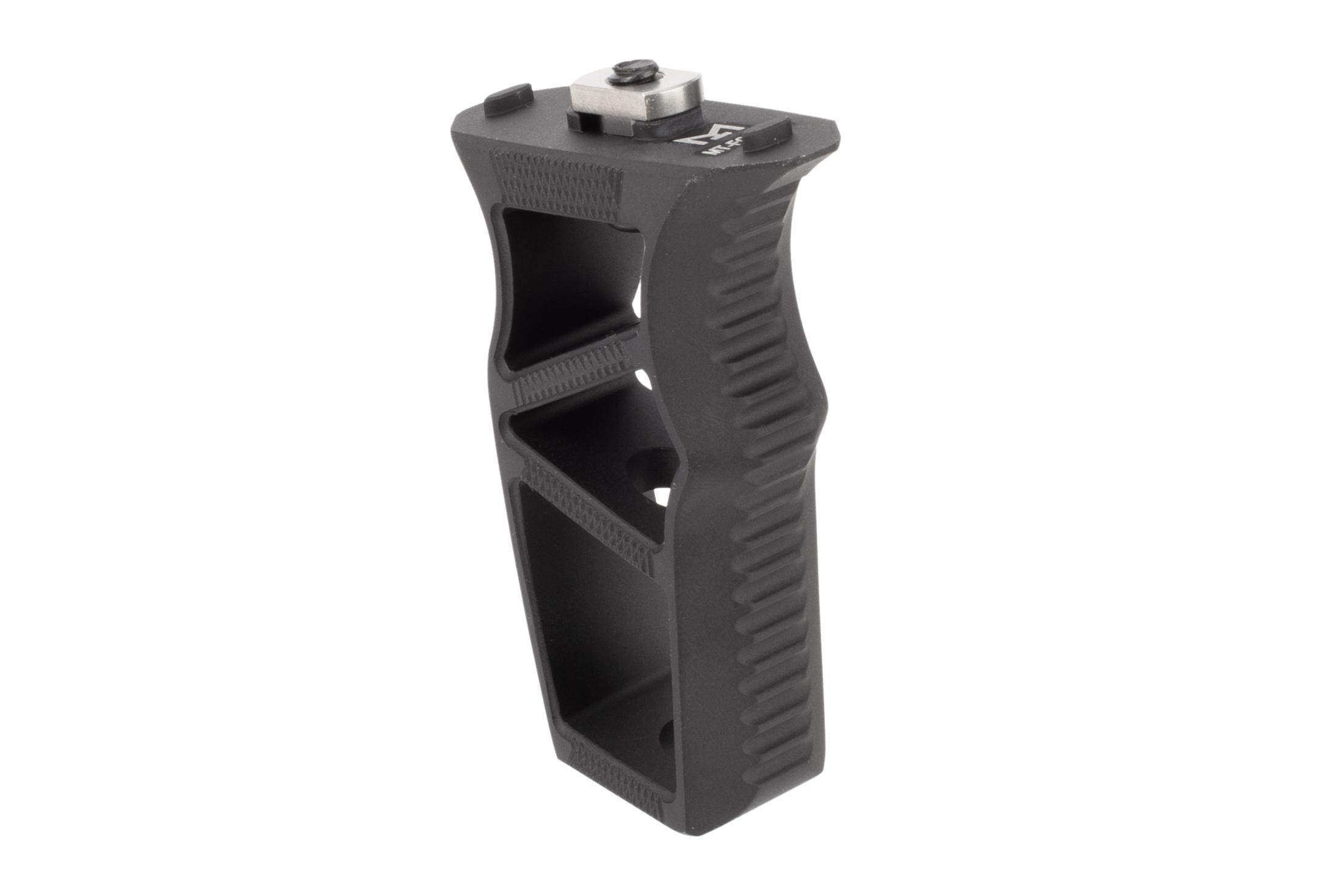 Leapers UTG Ultra Slim M-LOK foregrip with black anodized finish