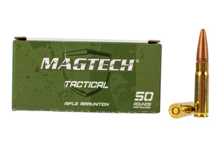 Magtech 300 BLK hollow point ammo features high quality brass cases