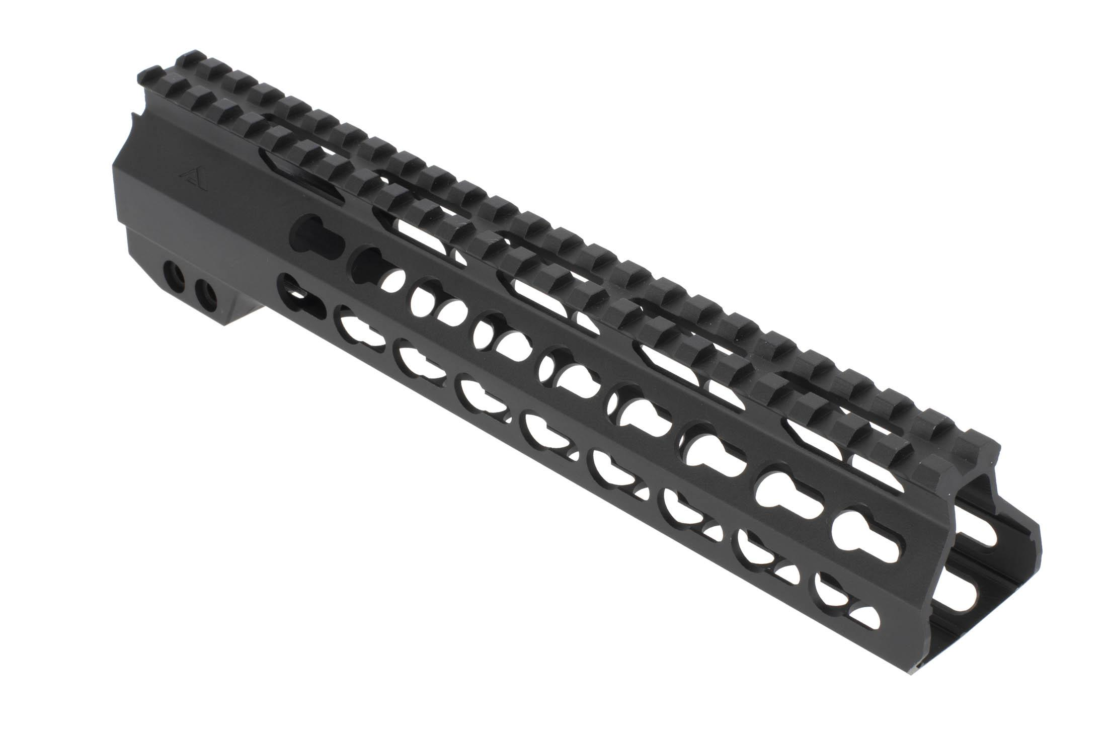Aim Sports 10in Gen II Free float KeyMod AR-15 Handguard Black