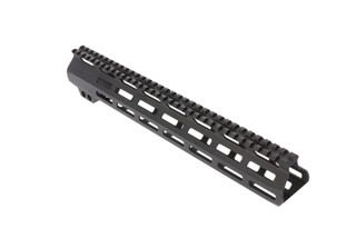 AimSports 13.5in AR10 Free Float M-LOK Handguard DPMS High Black