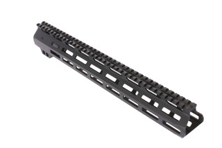 AimSports 15in AR10 Free Float M-LOK Handguard DPMS High Black