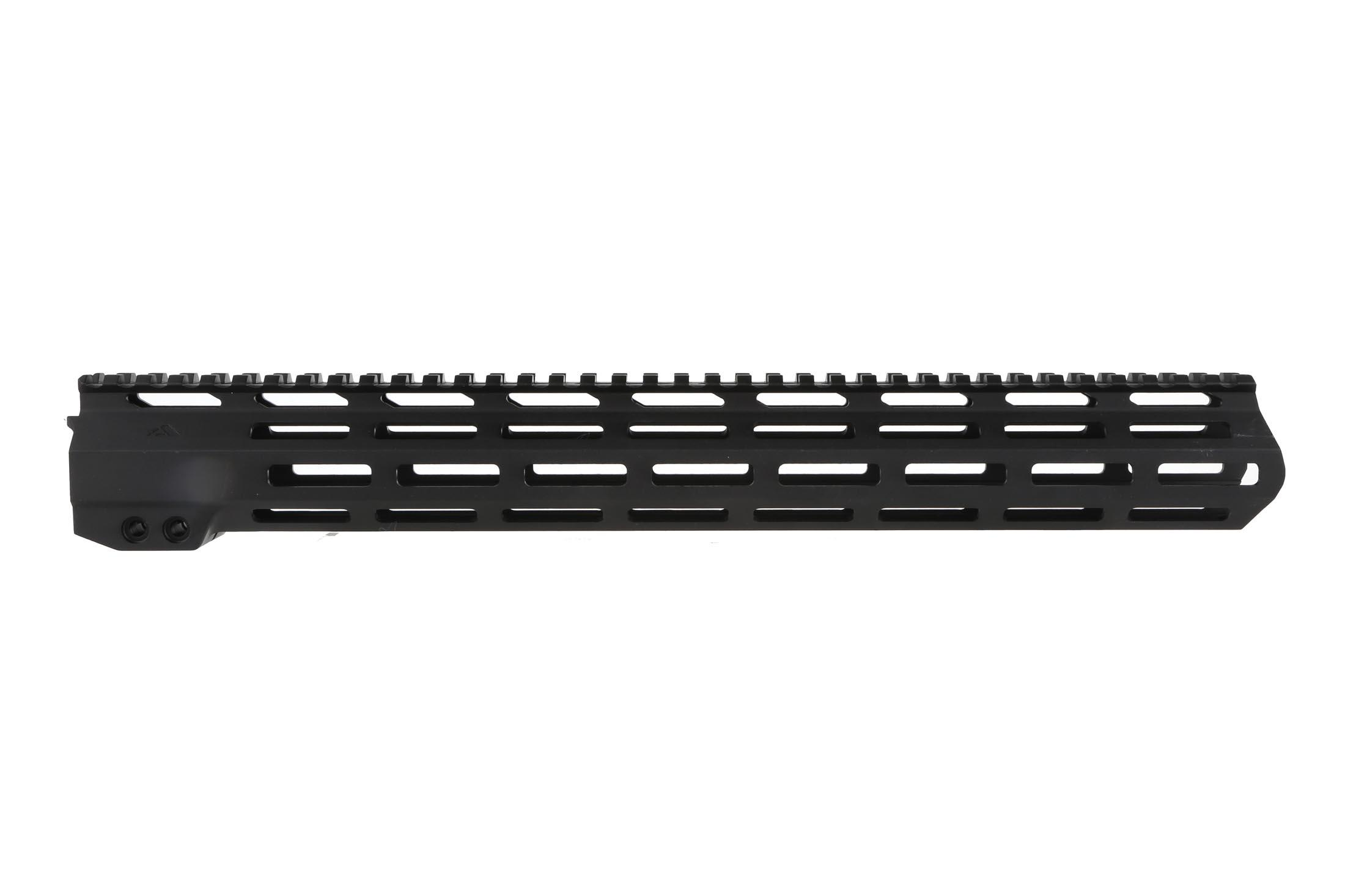 The Aim Sports AR15 free float handguard comes with a barrel nut for installation