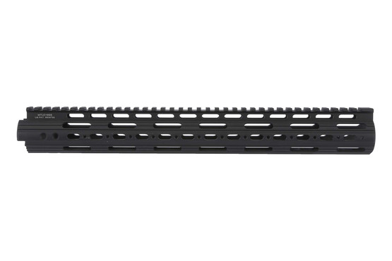 The UTG PRO Handguard is a 15 inch super slim free float handguard designed by leapers
