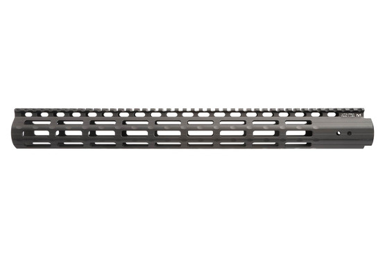 "Leapers UTG PRO Model 4/15 17"" Super Slim Free Float M-LOK Handguard - Black"