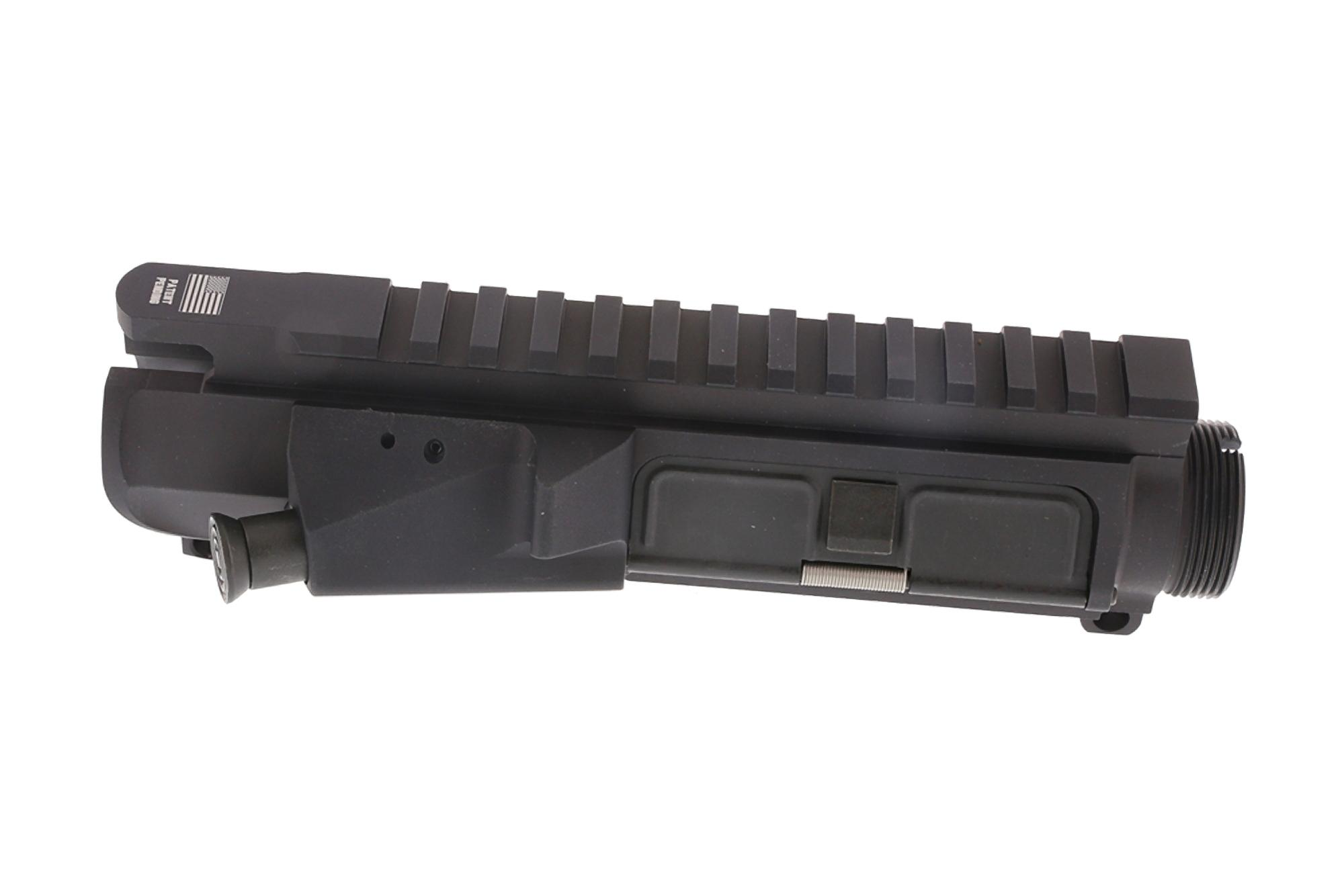 Vltor MUR Upper Receiver with Bolt Assist and Shell Deflector - Black