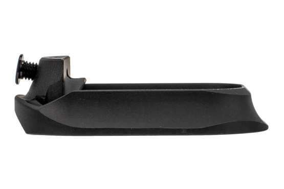 SLR Rifleworks Gen 4 Magwell adapter with black anodized finish fits full size Glock Gen4 handguns