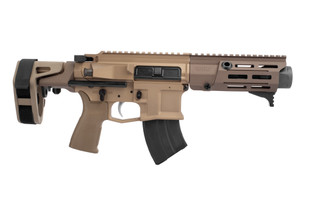 Maxim Defense PDX 7.62x39 Pistol features a 5.5 inch barrel