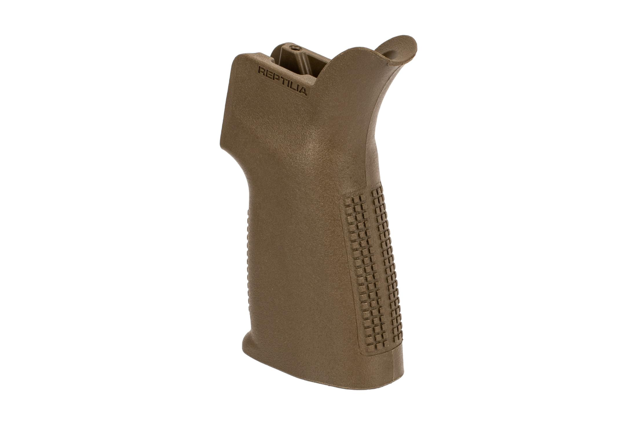 Maxim Defense PDX Pistol Kit comes with the Reptilia Corp pistol grip