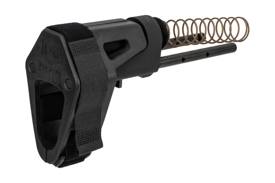 Maxim Defense PDX .300 BLK ar 15 pistol build kit comes with the SCW brace and buffer system