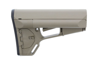 The Magpul Flat Dark Earth ACS Carbine Stock is designed to be mil-spec