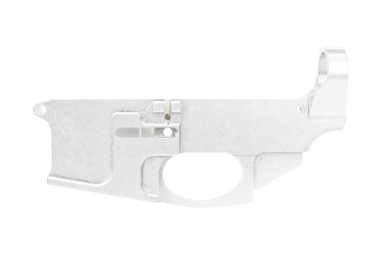 Noreen unfinished 80% lower with integrated trigger guard