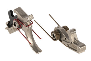 The WMD Guns Nickel Boron two stage ar15 trigger features a 4.5 pound total pull weight