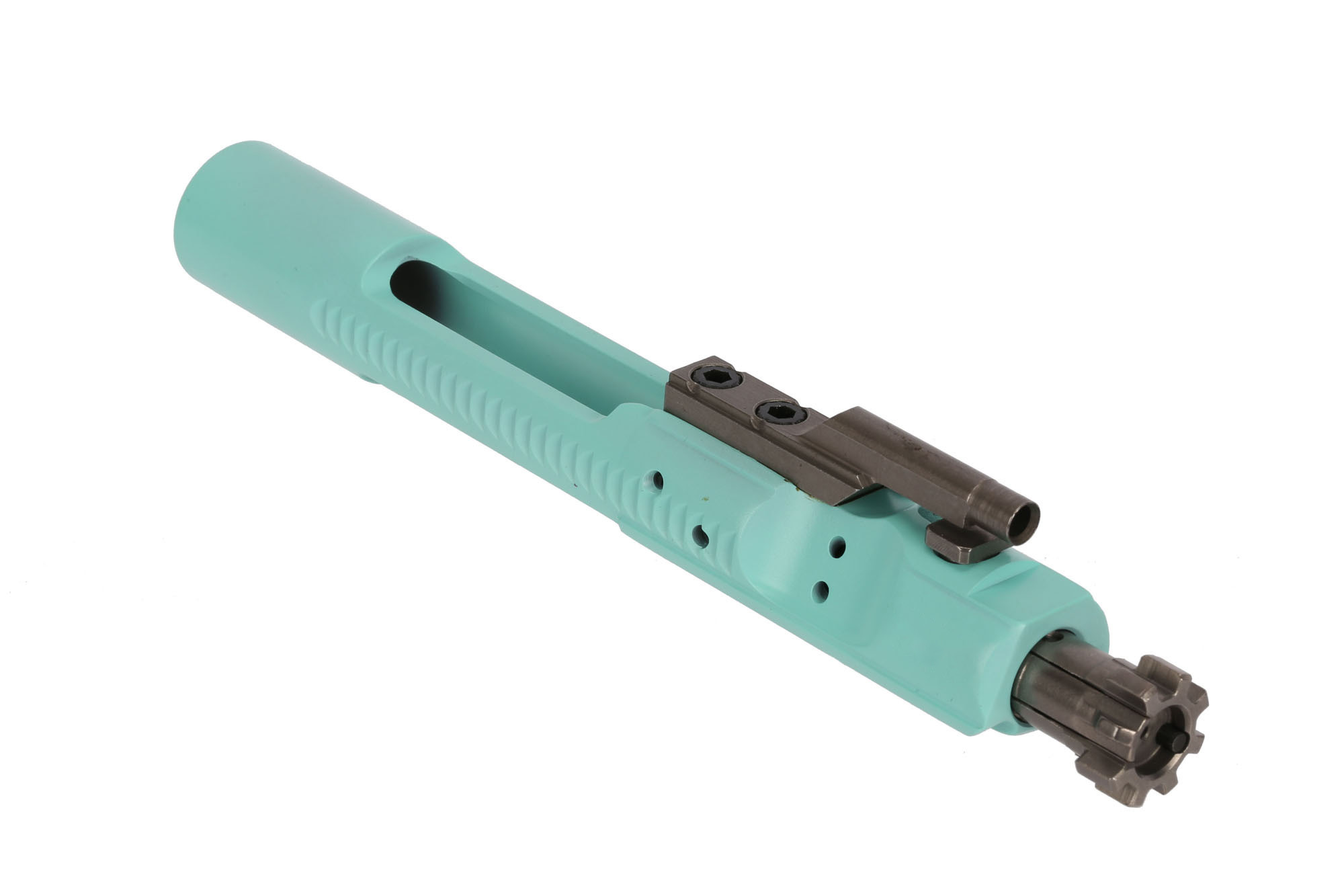 WMD Guns NiB-X Bolt Carrier Group with Ceramic Topcoat - Tiffany Turquoise