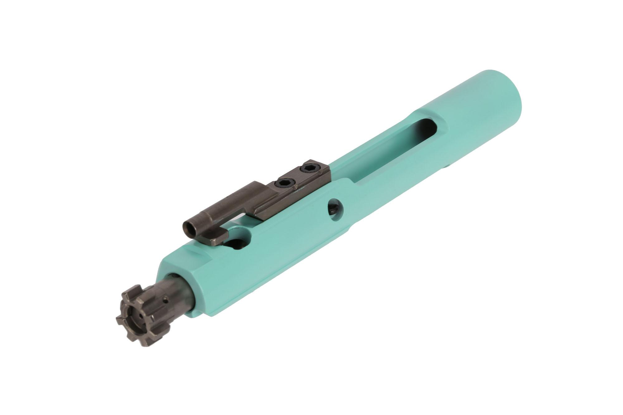 WMD Guns NiB-X Bolt Carrier Group - Tiffany Turquoise