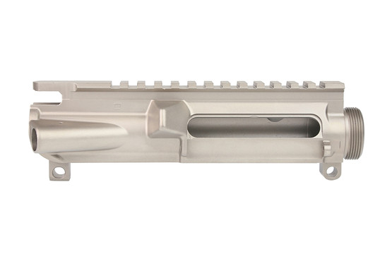The WMD NiB-X stripped upper receiver is forged from 7075-T6 aluminum