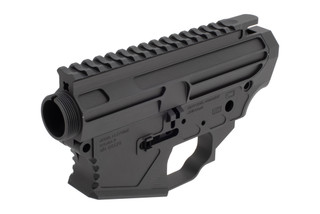 The Next Level Armament NLX Fifteen AR15 billet receiver set is machined from 7075-T6 aluminum