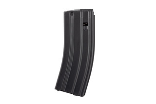 Noveske Rifleworks 30-round aluminum magazine for the AR-15 is anodized and features a self-lubricating black Marlube finish