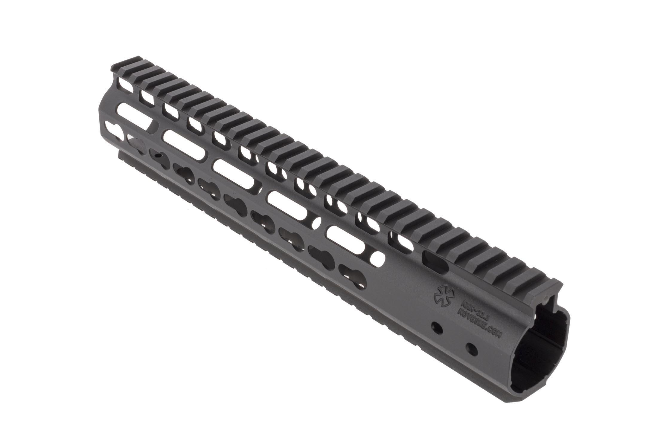 Noveske Rifleworks 11 Nhr Hybrid Keymod Ar 15 Handguard Black