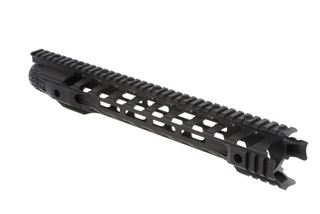 The Fortis Night Rail free float handguard uses a proprietary barrel nut that provides an extremely secure lockup