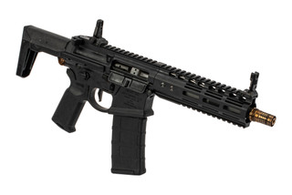 Noveske Rifleworks N4 PDW Short Barrel Rifle features an 8 inch barrel chambered in 5.56