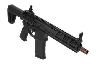 "Noveske N4-PDW 300 Blackout pistol features an 8"" barrel and pdw arm brace"