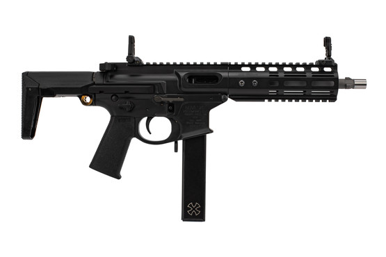 Noveske Space Invader 9mm SBR is designed for use with Colt magazines