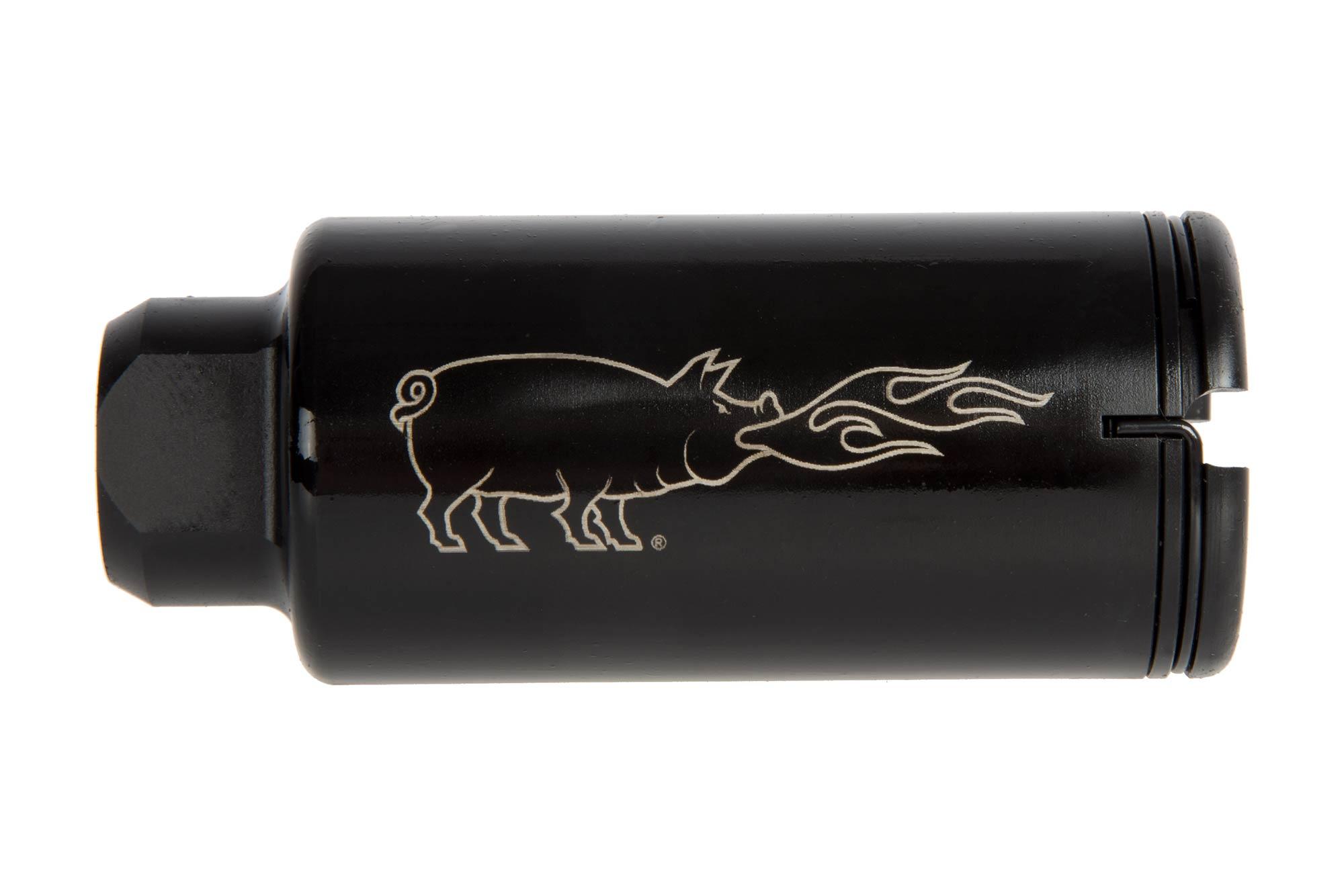 Noveske flaming pig 9mm