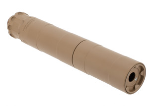 Rugged Suppressors Obsidian9 comes in flat dark earth