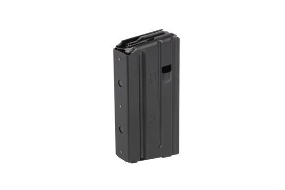 Okay Industries aluminum SureFeed AR-15 magazine holds 20-rounds of 5.56 NATO ammo in tough and reliable magazine