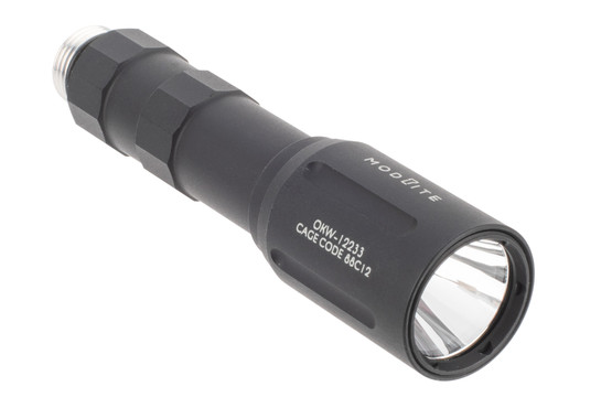 Modlite Systems OKW-18650 complete light is a compact and powerful 680 lumen scout light. Does not include tail cap.