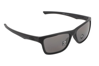 Oakley Standard Issue Holston Blackside Glasses with Prizim Black Polarized Lens have O-matter frame material