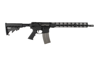 The Del-Ton Sierra 316L AR15 complete rifle features a 16 inch barrel and M-LOK handguard