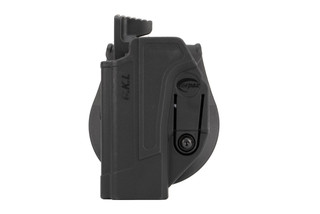 Orpaz Defense Glock holster features level 2 retention