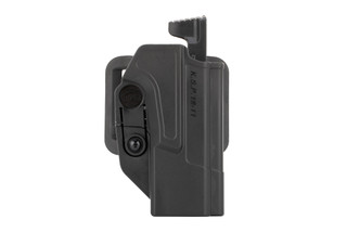 Orpaz Defense 1911 Thumb Holster is constructed from durable Nylon 6 Polymer