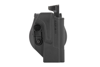 Orpaz Defense 1911 Level 2 Thumb Holster is custom molded with Nylon 6 Polymer